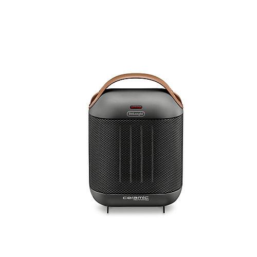 Capsule Ceramic Heater Grey