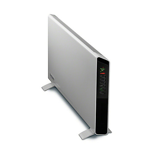 SlimStyleDigital 1500W Convection Panel Heater with Dual Fan