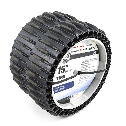 Atlas Airless Replacement Snowblower Tires