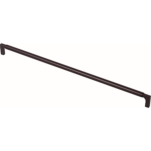 Artesia 17-5/8 inch (448mm) Kitchen Cabinet Hardware Drawer Handle Pull, Oil Rubbed Bronze
