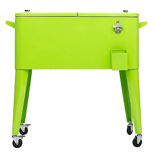 Patio Coolers-80 QT - Lime