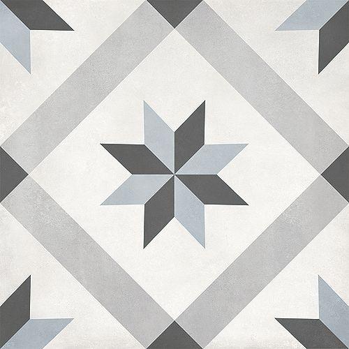Artisano Acqua Sigma 8-inch x 8-inch High Definition Matte Porcelain Tile (7.32 sq. ft. / Case)