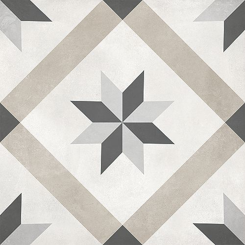 Artisano Noce Sigma 8-inch x 8-inch High Definition Matte Porcelain Tile (7.32 sq. ft. / Case)