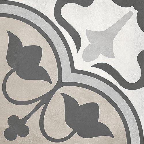 Artisano Noce Essence 8-inch x 8-inch High Definition Matte Porcelain Tile (7.32 sq. ft. / Case)