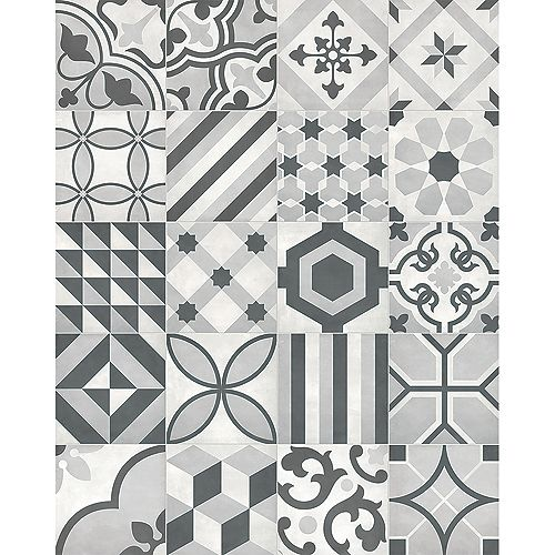 Artisano Quartz Deco Blend 8-inch x 8-inch High Definition Matte Porcelain Tile (7.32 sq. ft./Case)