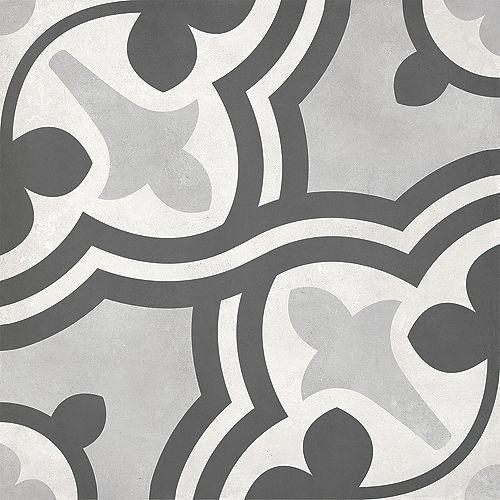 Artisano Quartz Fiore 8-inch x 8-inch High Definition Matte Porcelain Tile (7.32 sq. ft. / Case)