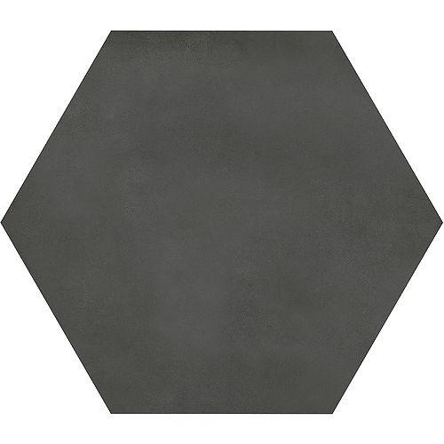 Artisano Onix Hexagon 7-inch x 8-inch High Definition Matte Porcelain Tile (2.8 sq. ft. / Case)