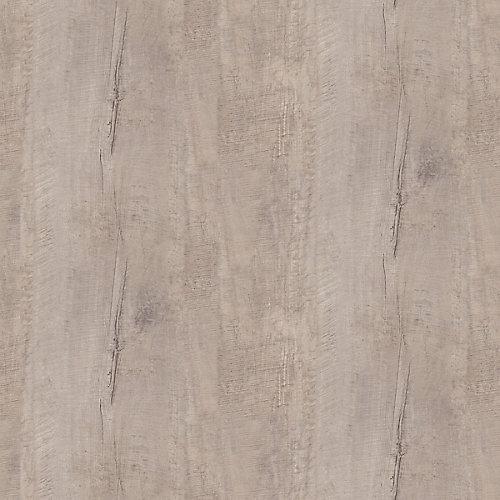 Weathered Beamwood 96-inch x 48-inch Laminate Sheet in Natural Grain Finish