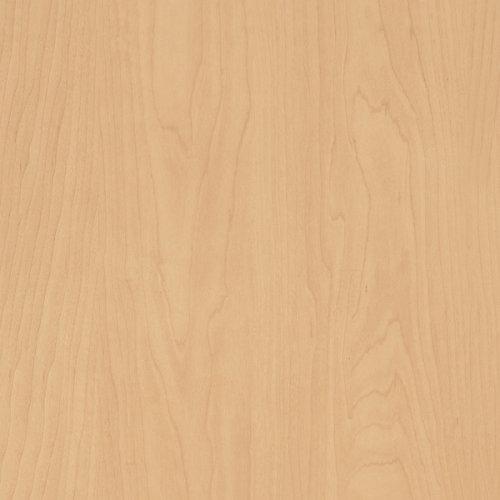 Amber Maple 96-inch x 48-inch Laminate Sheet in Matte Finish