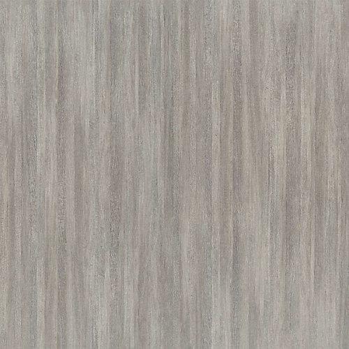 Weathered Fiberwood 96-inch x 48-inch Laminate Sheet in Natural Grain Finish