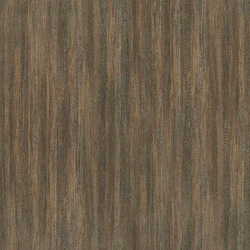 Walnut Fiberwood 96-inch x 48-inch Laminate Sheet in Natural Grain Finish
