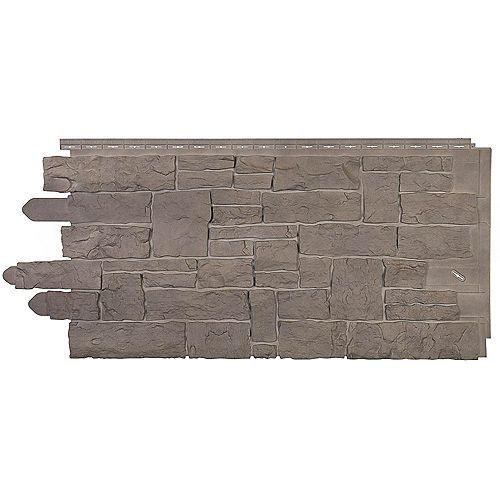 Stone SK - Pierres Empilées - Gris fumé (49.32 Pieds carrés par boîte)
