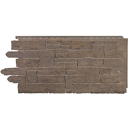 NovikStone SK - Stacked Stone in Moka (49.32 Square Feet / Box)