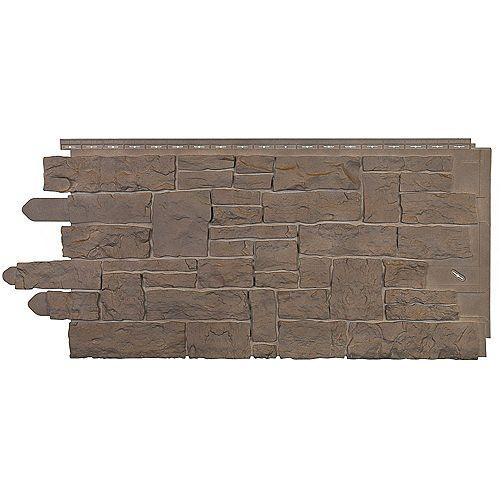 Stone SK - Pierres Empilées - Moka (49.32 Pieds carrés par boîte)