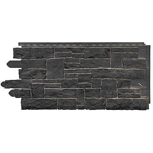 NovikStone SK - Stacked Stone in Onyx (49.32 Square Feet / Box)