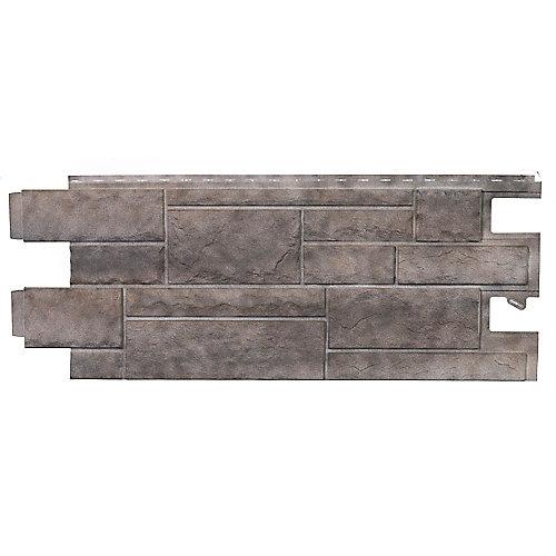 NovikStone PHC - Premium Hand-Cut Stone in Shadow Gray (46 Square Feet / Box)