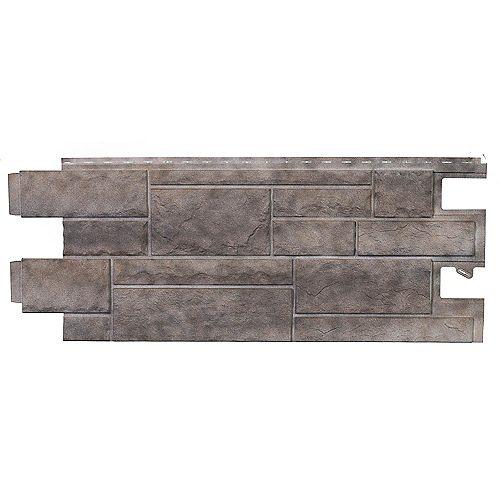 Stone PHC - Pierre Premium - Gris ombrage (46 Pieds carrés par boîte)