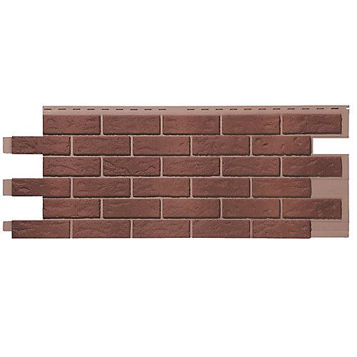 NovikStone HL - Hand-Laid Brick in Red Used Blend (46 Square Feet / Box)