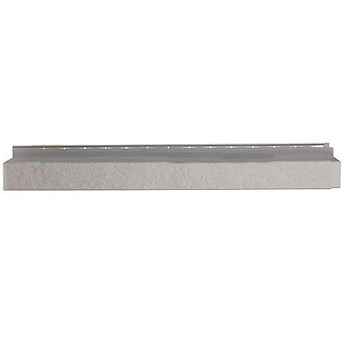 Ledge - Premium Ledge in Mortar Gray (10.04 Ln. Ft. / box)