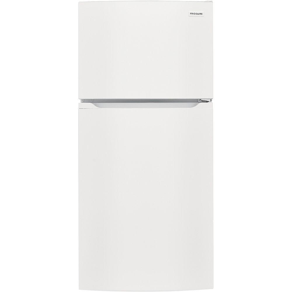 Frigidaire Réfrigérateur supérieur de 28 po W 13,9 pi3 en blanc - ENERGY STAR®
