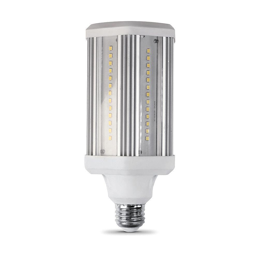 Feit Electric 300-Watt Equivalent Corn Cob High Lumen Output Daylight (5000K) HID Utility LED Light Bulb