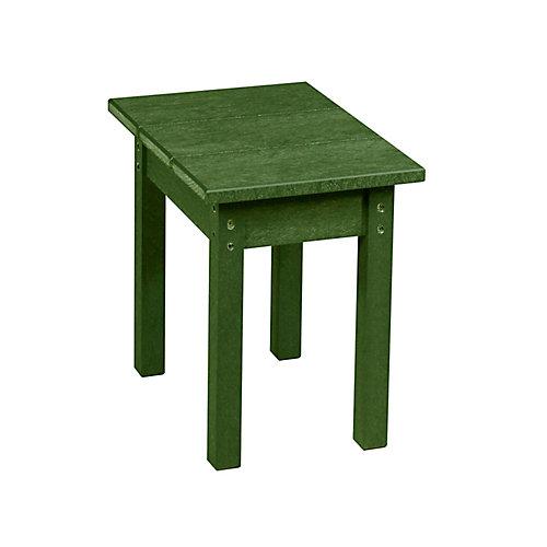 Petite Table Rectangulaire Vert Cactus
