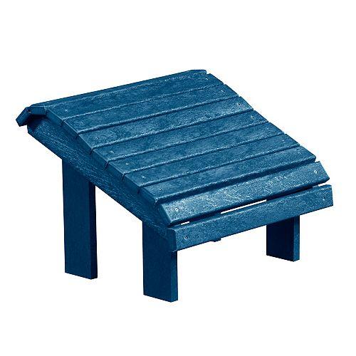 Captiva Casual Premium Footstool Cobalt