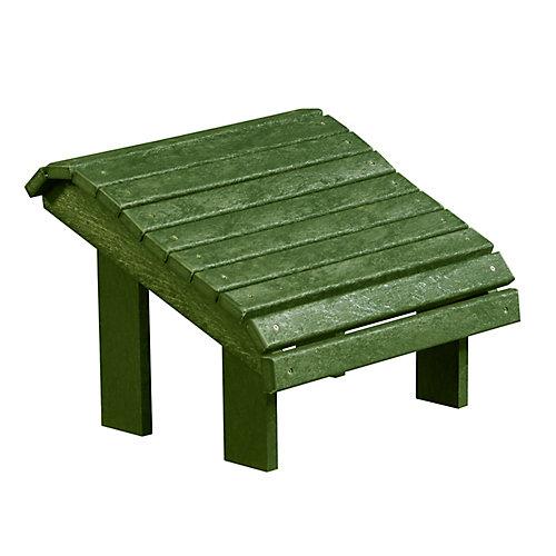 Premium Footstool Cactus Green