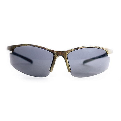 Polarized Camo Sport with Black lens
