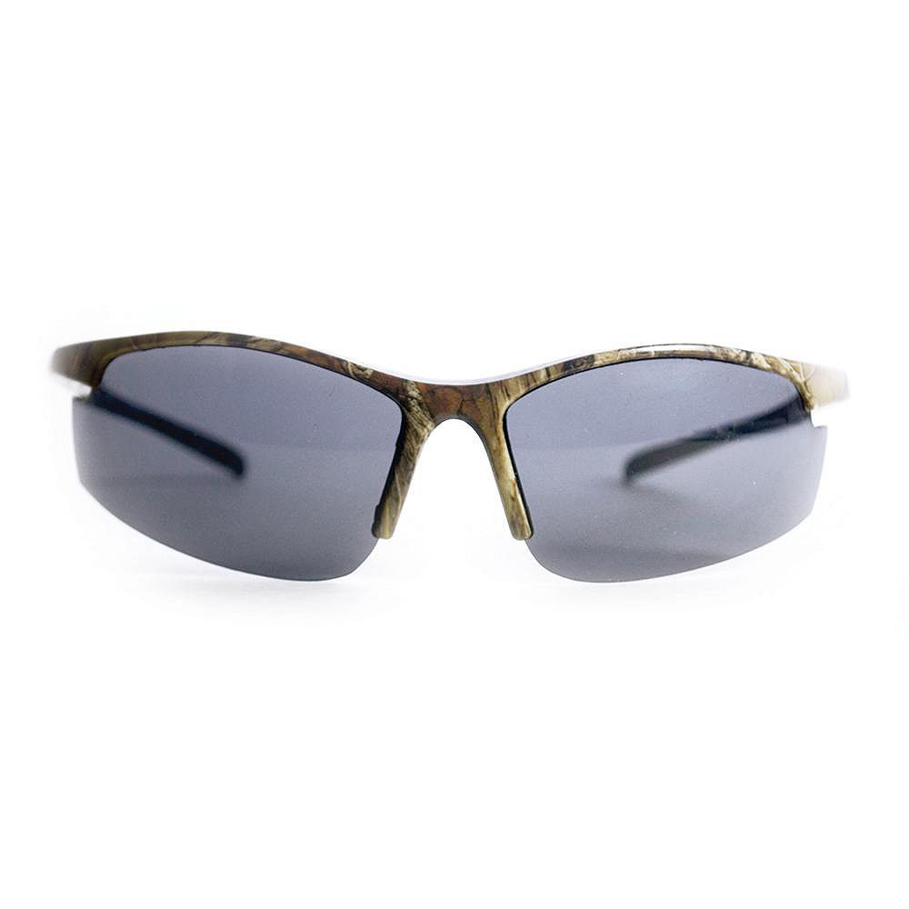 Shadedeye Polarized Camo Sport with Black lens