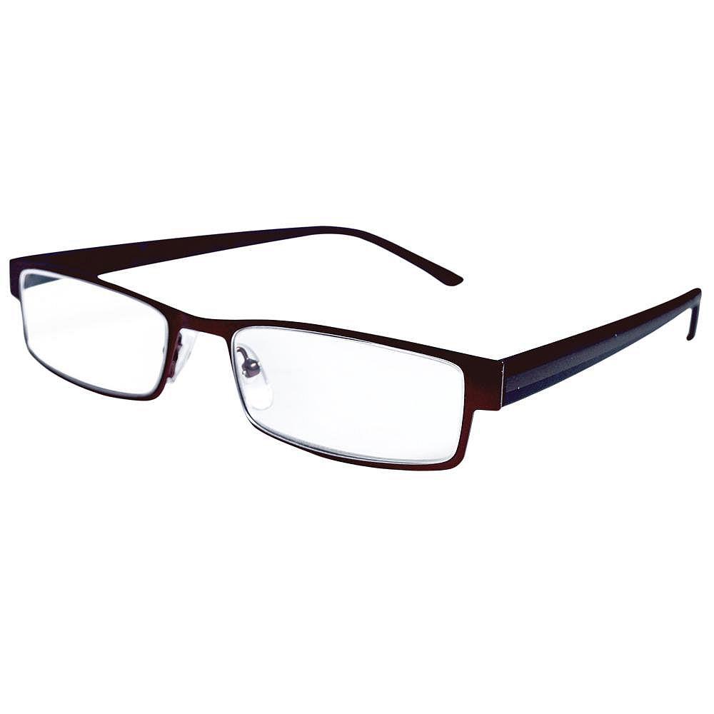 Magnifeye Reading Glasses Modern Bronze 1.25 Magnification