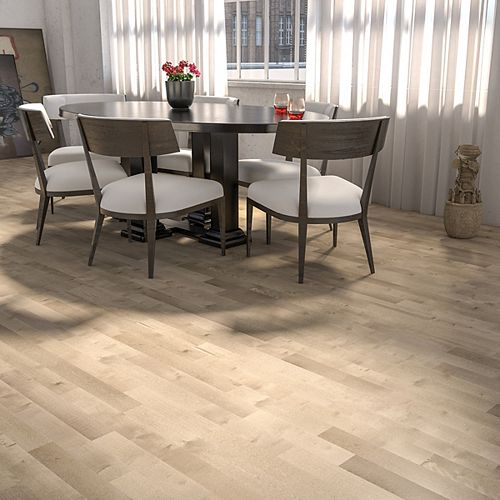 Legacy Sandstone ¾-inch Thick x 4 ¼-inch Wide x Varying Length Solid Hardwood Flooring (20 sq. ft. / case)