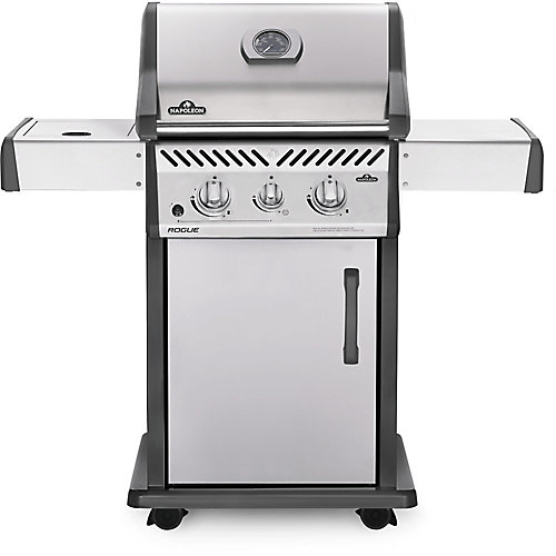 Rogue 365 Propane Gas BBQ with Range Side Burner