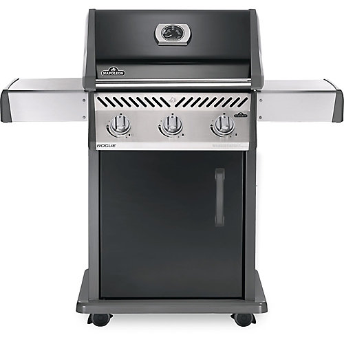 Rogue 425 Natural Gas BBQ in Black