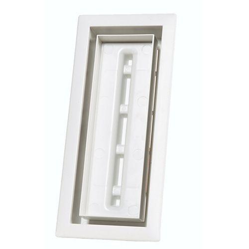 Aria Lite 4 inchx10 inch White