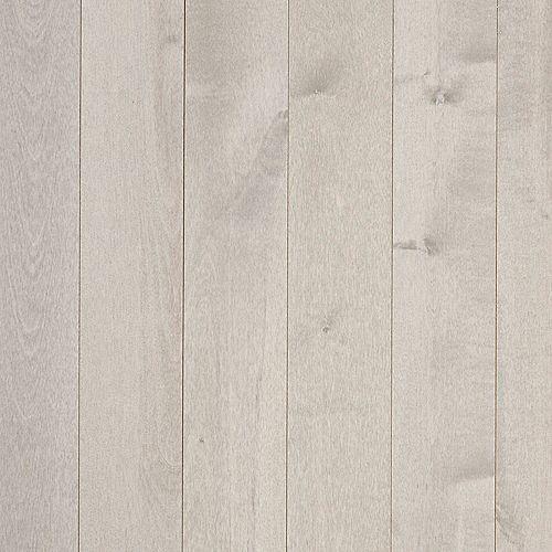 Revêtement de sol en bois , ¾ po x 3 ¼ po x longueurs variables, 20 pi2/caisse, legacy gris