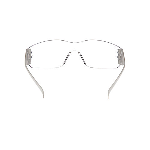 Safety Eyewear Anti-Scratch 90953H4-DC, Clear, Clear Lens, 1/Pack, 10/Case