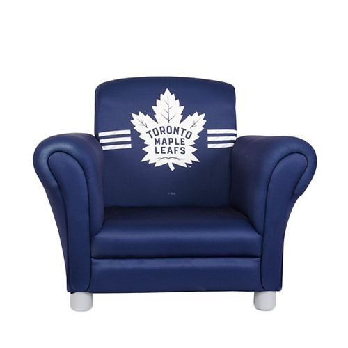 Toronto Maple Leafs Upholstered Chair