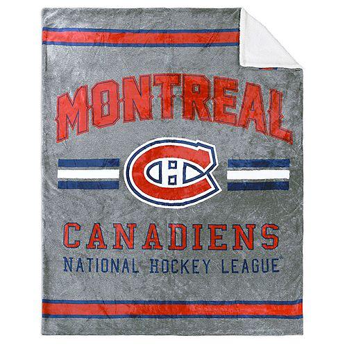 Jeté d'équipe LNH - Canadiens de Montréal