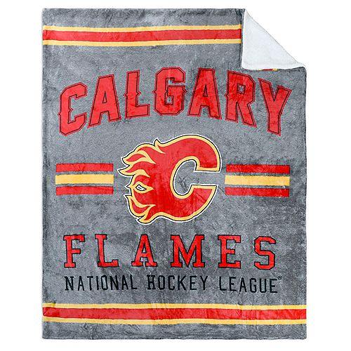 Jeté d'équipe LNH - Flames de Calgary