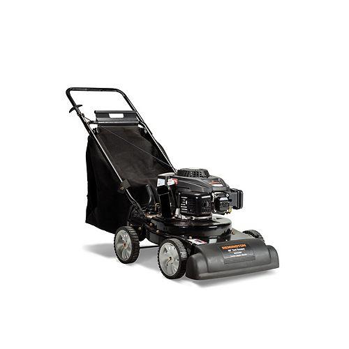 22-inch 159cc Engine 2-in-1 Gas Chipper Shredder Vacuum