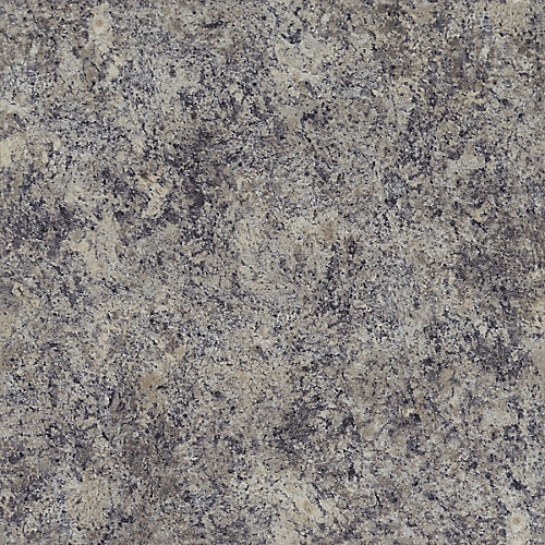 Perlato Granite 96-inch x 48-inch Laminate Sheet in Etchings Finish