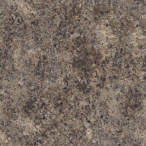 Jamocha Granite 96-inch x 48-inch Laminate Sheet in Matte Finish