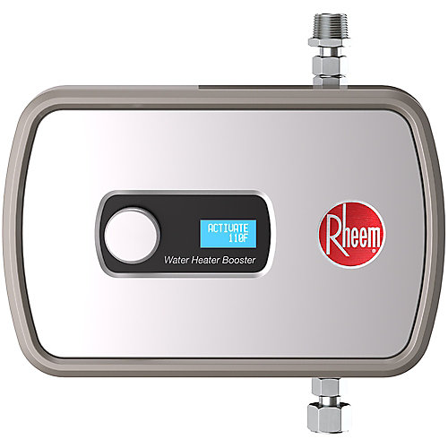 Water Heater Booster