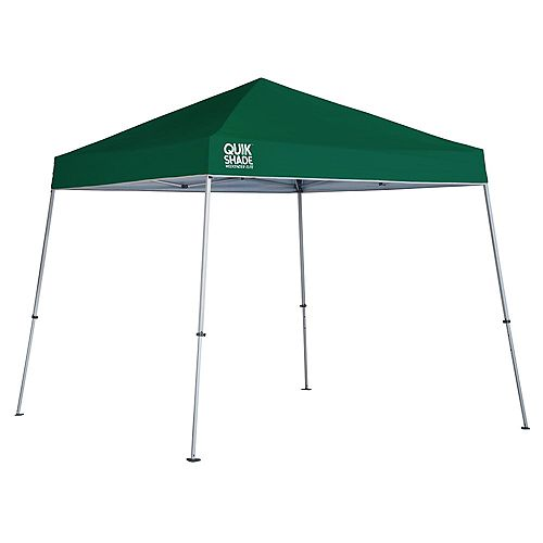 Quik Shade Weekender Elite WE64 10 x 10 ft. Slant Leg Canopy - Green