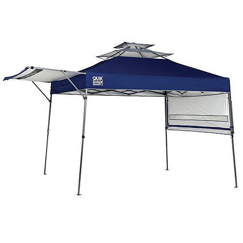 Summit SX170 10 X 17 ft. Straight Leg Canopy - Blue