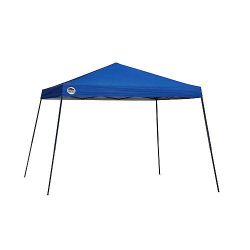 Shade Tech ST81 12 X 12 ft. Slant Leg Canopy - Blue