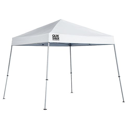 Weekender Elite WE81 12 x 12 ft. Slant Leg Canopy - White