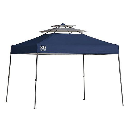 Summit SX100 10 X 10 ft. Straight Leg Canopy - Blue