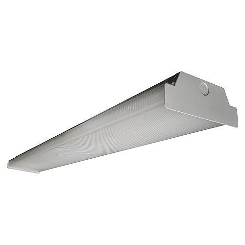 Luminaire à DEL enveloppant rétroéclairé de 122cm